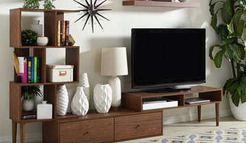Sofas, Sectionals and Media Storage With Free Shipping
