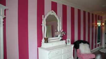 Victoria inspired room