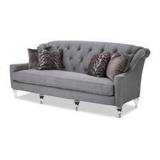 AICO Studio Adele Tufted Sofa