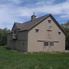 36x48 Gable Style Pole Barn