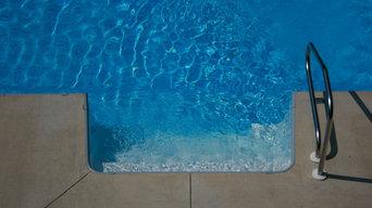 Inground pool 2008