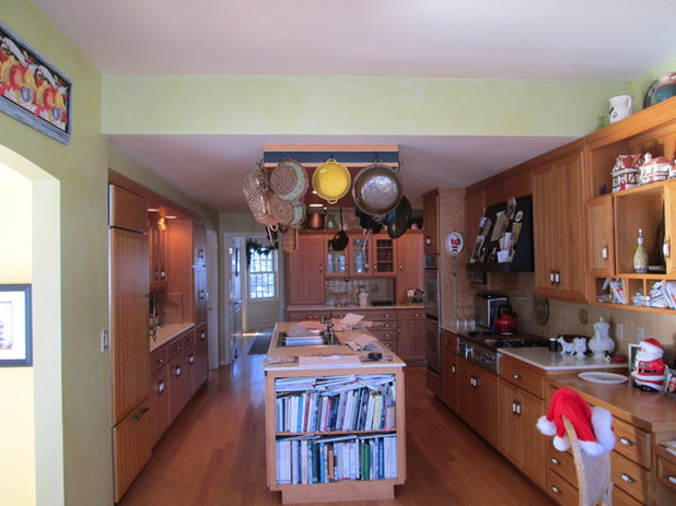 Kitchen of the Week: From Dark and Dated to Warm and Welcoming