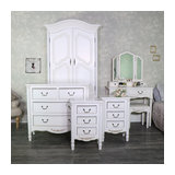 Cream Adelise Furniture Set