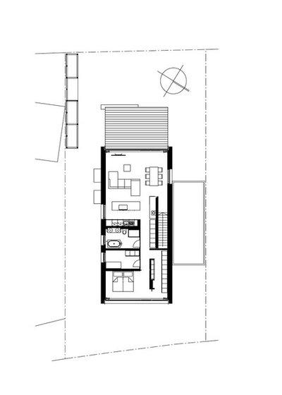 Grundriss by KPT Architekten