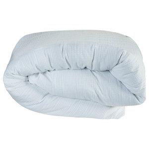 Calne Duvet Cover Set, White, King 230x220 cm
