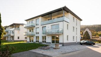 Neubau in Fürth