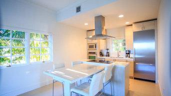 Contemporary Kitchen Re-Design