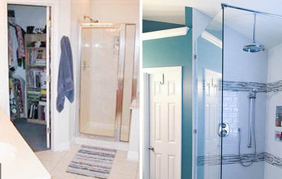 Amazing Before and Afters Reader Bathroom New Spa Shower in an South Carolina Redo