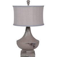 Guild Master Vintage Table Lamp in Vintage Bleu Gris