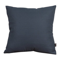 "Howard Elliott Sterling Indigo 20""x20"" Pillow"