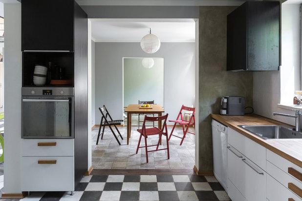 Современный Кухня by Uliana Grishina | Photography