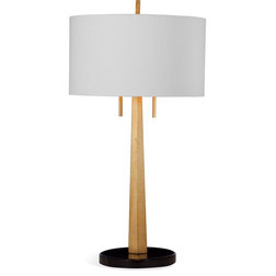 Contemporary Table Lamps by Unlimited Furniture Group