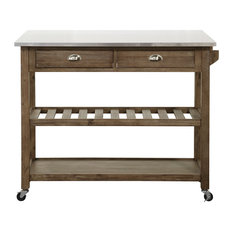 Braswell Kitchen Cart   Kitchen Islands And Kitchen Carts