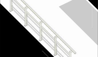 Проект ограждения / архитектурный металл