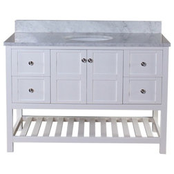 Transitional Bathroom Vanities And Sink Consoles by Home Elements Distribution