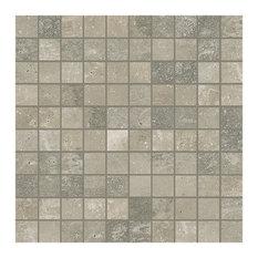 Maps Porcelain Mosaic Tile, Matte Beige 300x300, 20 Boxes