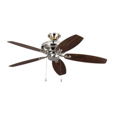 Uplight ceiling fans houzz feiss monte carlo centro max uplight 52 ceiling fan polished nickel aloadofball Image collections