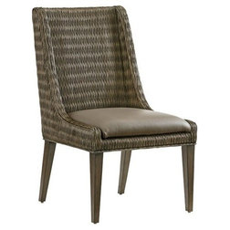 Tropical Dining Chairs by Lexington Home Brands