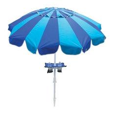 Shelter Logic UBT723-2019-1 7 ft. 20 Panel Umbrella With Added Table