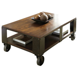 Industrial Coffee Tables by Beyond Stores