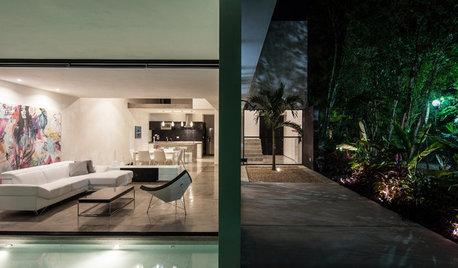 Casas Houzz: Una fantástica vivienda en Cancún llena de detalles