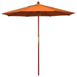 Contemporary Outdoor Umbrellas by California Umbrella