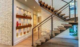 Contemporary Stair system