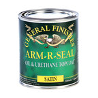 General Finishes Arm-R-Seal Topcoat Satin Gallon