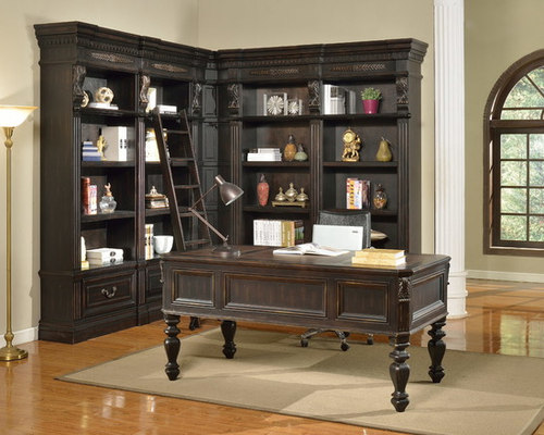Parker House Furniture Grand Manor Palazzo Museum Wall Collection    Furniture
