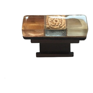 Copper Creek Cabinet Knob, Oil Rubbed Bronze