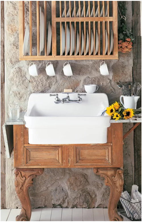 Can T Find A Base Cabinet For A 30 X22 Wall Mounted Apron Front Sink
