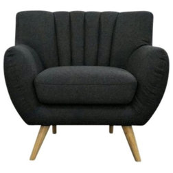 Midcentury Armchairs And Accent Chairs by G*FURN