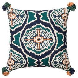 Mediterranean Decorative Pillows by Loloi Inc.