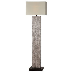 Transitional Floor Lamps by Buildcom