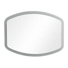 "Lexy LED Bathroom and Selfie Mirror 31.5""x23.6"" Vanity Mirror"
