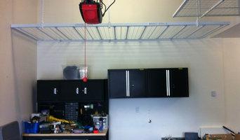 Garage Overhead Storage Units