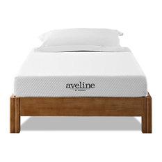"""Aveline 6"""" Narrow Tw, Mattress, White"""