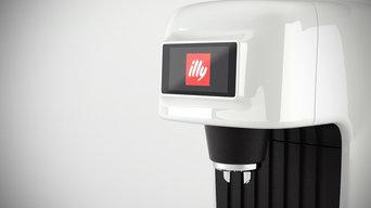 Illy Y7 Coffe Machine