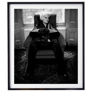 """Nikki 002"" Fashion Photography Print, Framed, 58x71 cm"