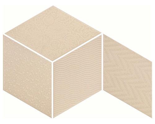 Rhombus Cream - Wall & Floor Tiles