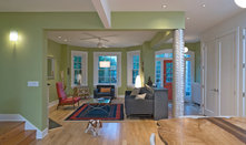 Houzz Tour: Bright, Colorful and Family-Friendly