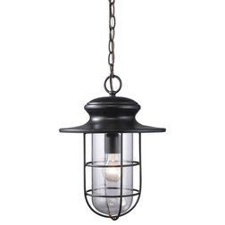 Beach Style Outdoor Hanging Lights by GwG Outlet