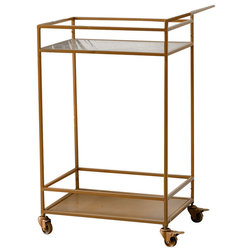 Transitional Bar Carts by Abbyson Living