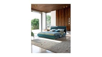 Двухспальная кровать Bloom Ego, Bonaldo