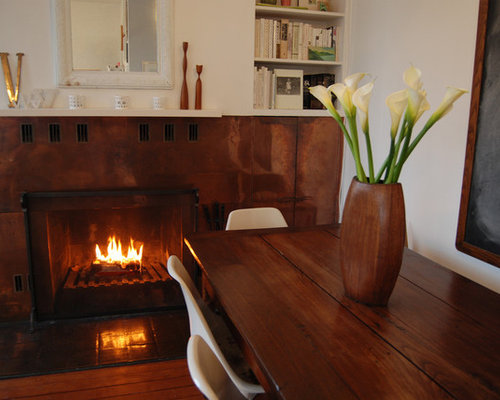 Copper Dining Table | Houzz
