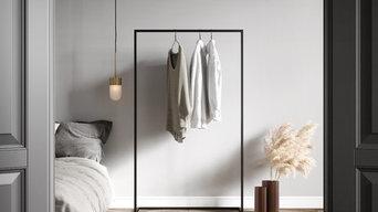 Privat indretning soveværelse