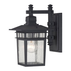 Savoy House Europe Linden Outdoor Sconce, Small