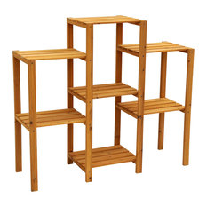 Leisure Season Ltd 7 Tier Plant Stand Stands And Telephone Tables