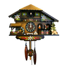 Forest Engstler Battery-Operated Cuckoo Clock, Full Size