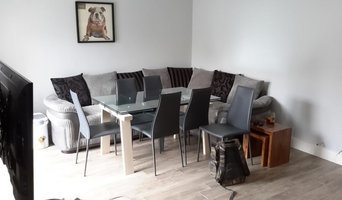 Open plan of a Kitchen & Dining Room in Ballincollig